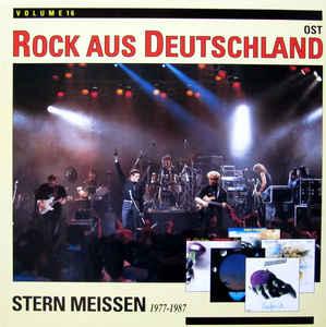 STERN MEISSEN - Rock aus Deutschland Ost Vol 16 - CD