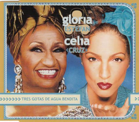 GLORIA ESTEFAN - Tres Gotas De Agua Bendita - CD single