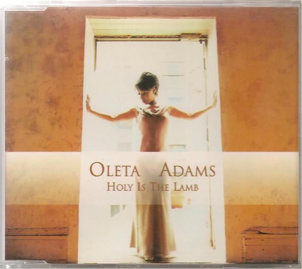 OLETA ADAMS - Holy Is The Lamb - CD single