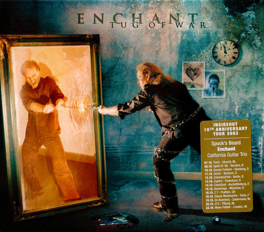 ENCHANT - Tug Of War (Special Edition) - CD