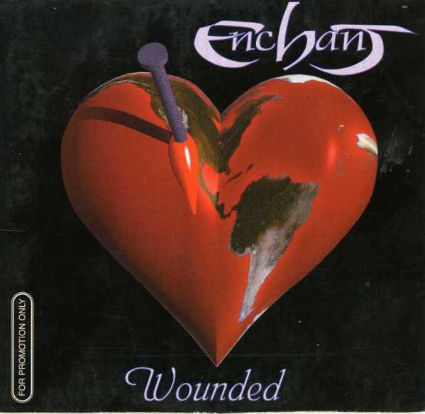 ENCHANT - Wounded - CD