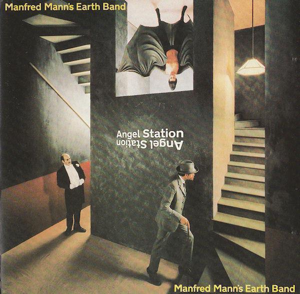 MANFRED MANN`S EARTH BAND - Angel Station - CD