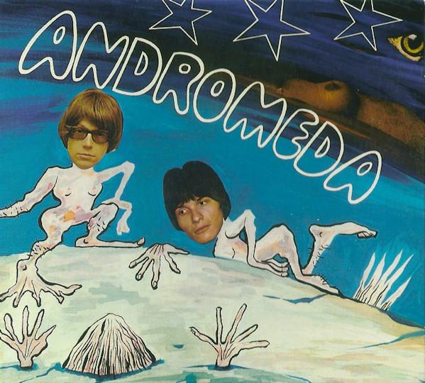 ANDROMEDA - Andromeda - CD