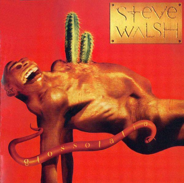 STEVE WALSH - Glossolalia - CD