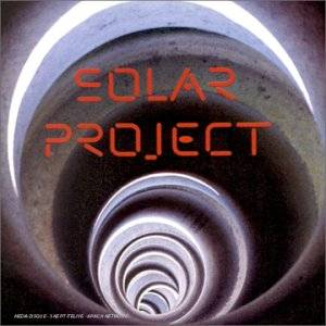 SOLAR PROJECT - ... in Time - CD