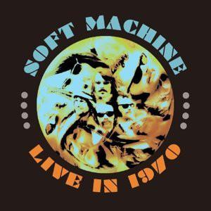 SOFT MACHINE - Live In 1970 - LP Box Set