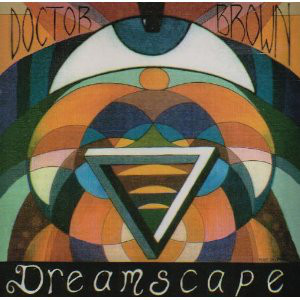 DR. BROWN - Dreamscape EP - CD single
