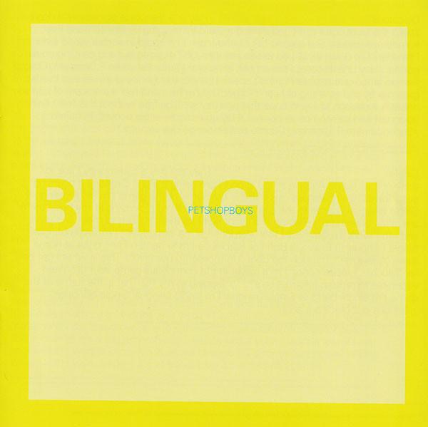 PET SHOP BOYS - Bilingual - CD