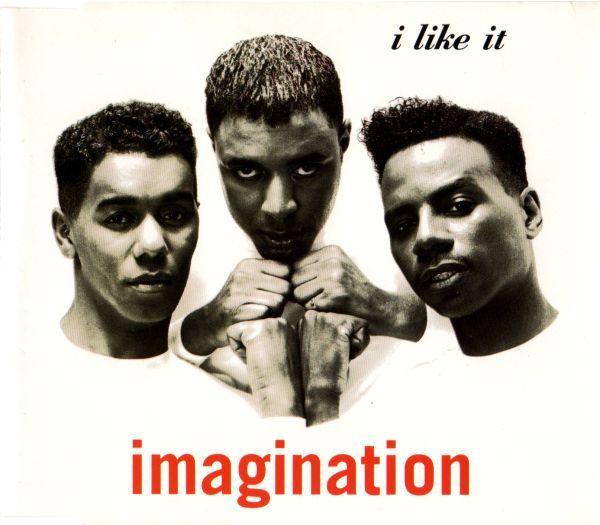 IMAGINATION - I Like It - CD single