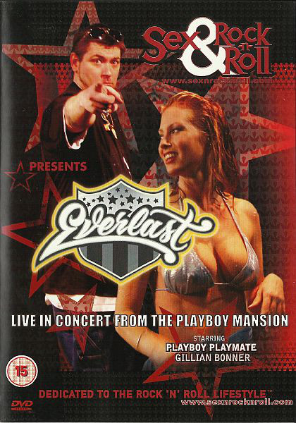 EVERLAST - Live In Concert From The Playboy Mansion - DVD