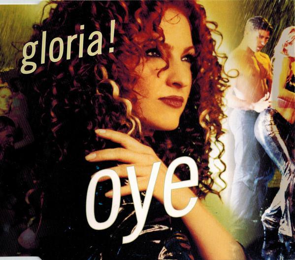 GLORIA! - Oye - CD single