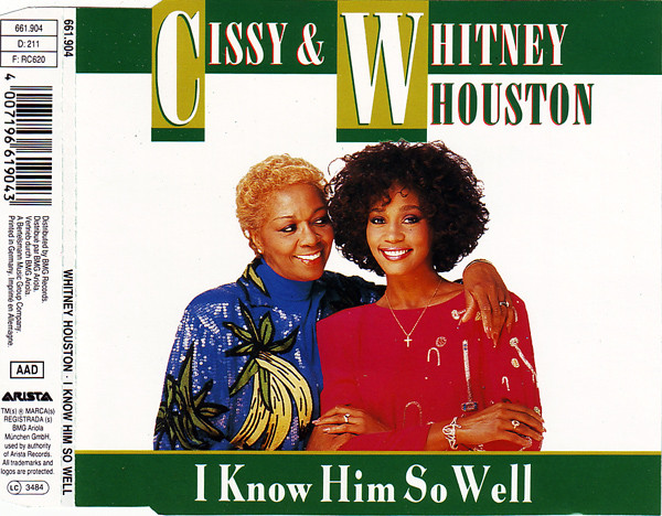 CISSY - I Know Him So Well - CD single