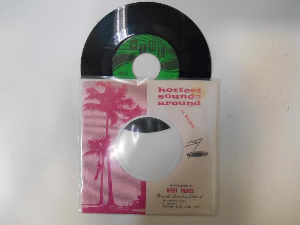 RAY BROOKS - On Her Wedding Day / That`s Why It`s You - 7inch (SP)