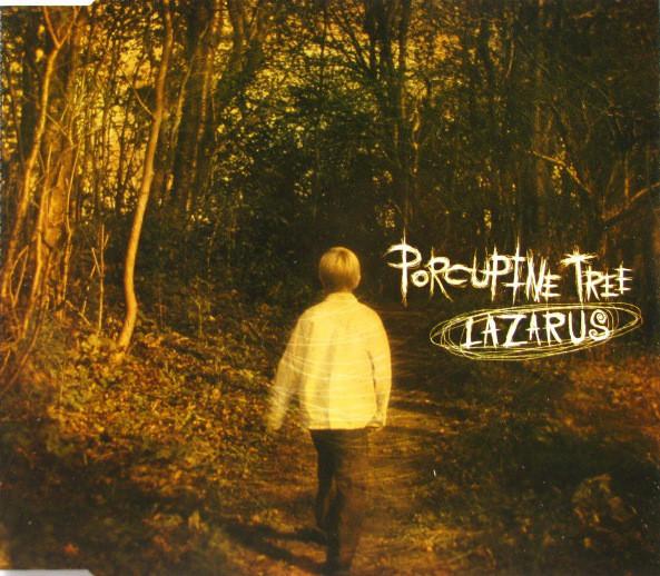PORCUPINE TREE - Lazarus - CD single