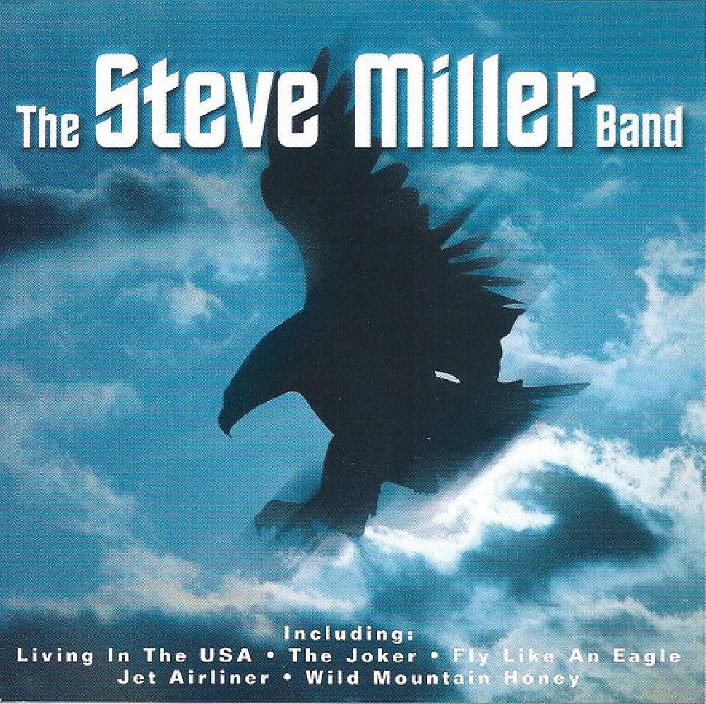 STEVE MILLER BAND, THE - The Steve Miller Band - CD