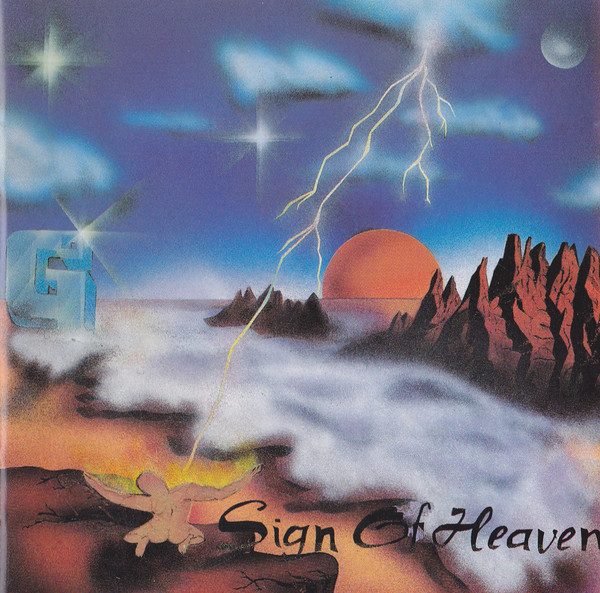 GRAND ILLUSION - Sign Of Heaven - CD