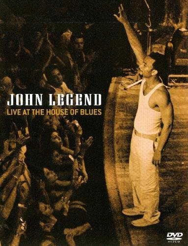 JOHN LEGEND - Live At The House Of Blues - DVD