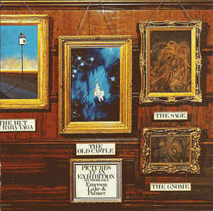 EMERSON, LAKE &, PALMER - Pictures At An Exhibition - CD