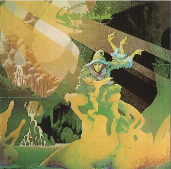 GREENSLADE - Greenslade - CD