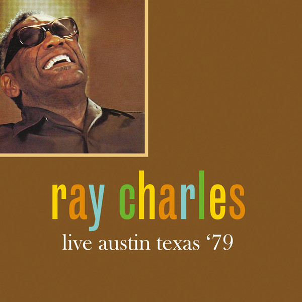 RAY CHARLES - Live In Austin Texas `79 - CD