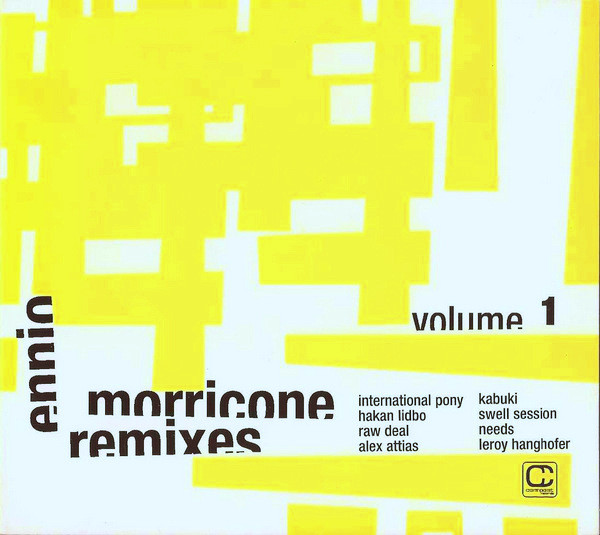 ENNIO MORRICONE - Remixes Volume 1 - CD