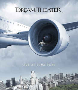 DREAM THEATER - Live At Luna Park - Blu-ray Disc