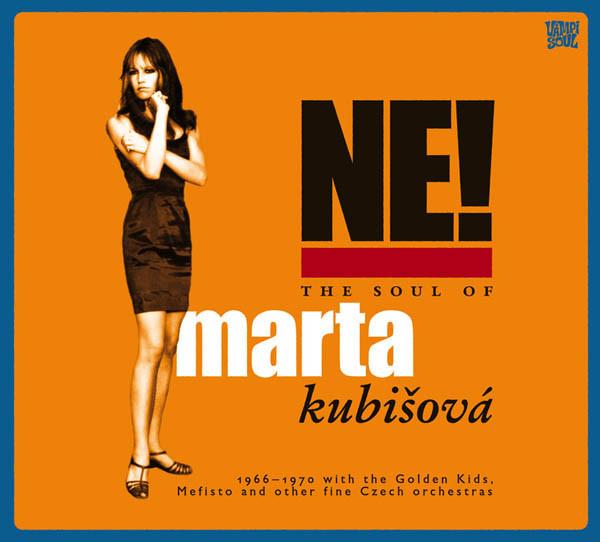 MARTA KUBI?OVA - Ne! The Soul Of Marta Kubi?ova - CD