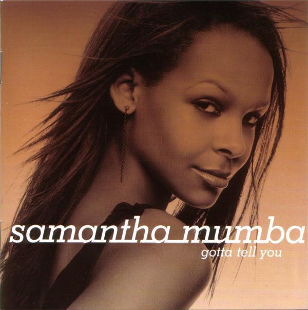 SAMANTHA MUMBA - Gotta Tell You - CD