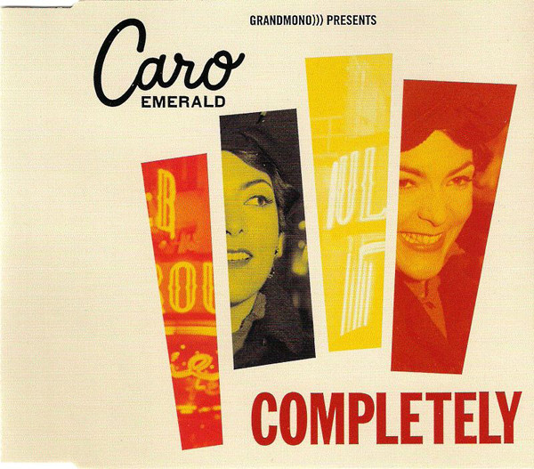 CARO EMERALD - Completely - CD single
