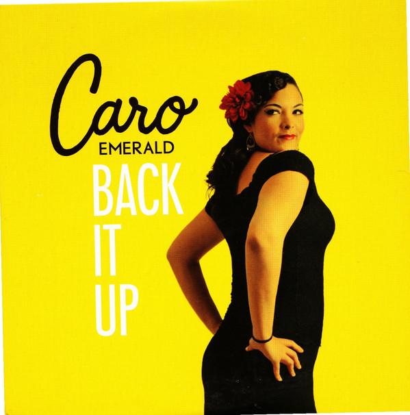 CARO EMERALD - Back It Up - CD single