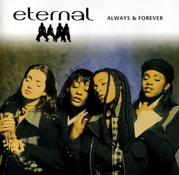 ETERNAL - Always &, Forever - CD