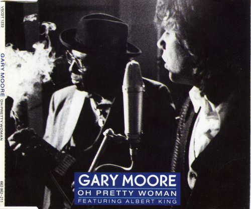 GARY MOORE - Oh Pretty Woman - CD single