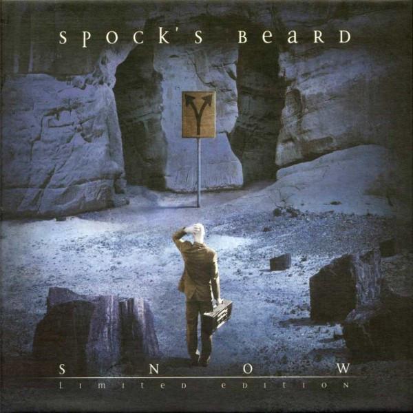 SPOCK`S BEARD - Snow - CD