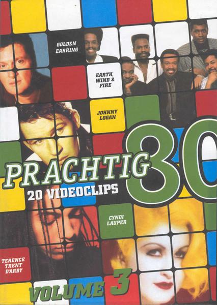 VARIOUS - Prachtig 80 Volume 3 - 20 Videoclips - DVD