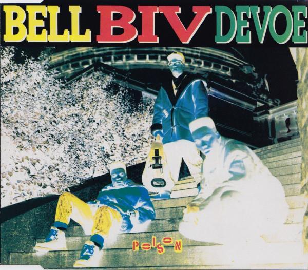 BELL BIV DEVOE - Poison - CD single