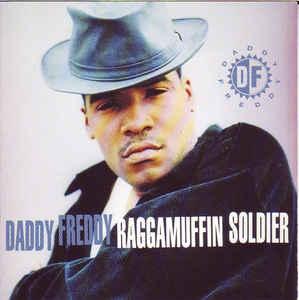 DADDY FREDDY - Raggamuffin Soldier - CD