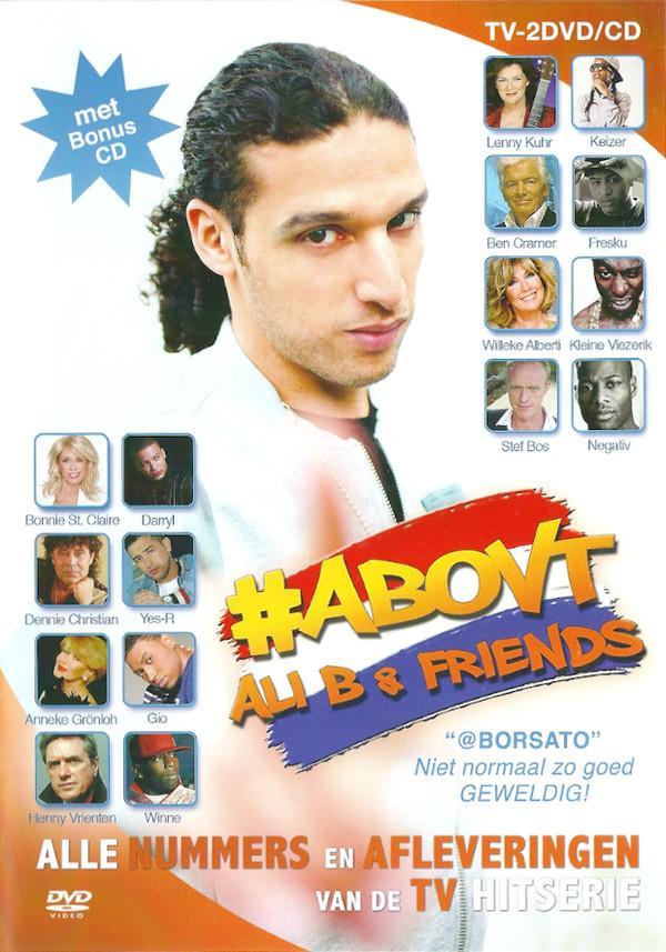 ALI B &AMP, FRIENDS - #ABOVT - DVD