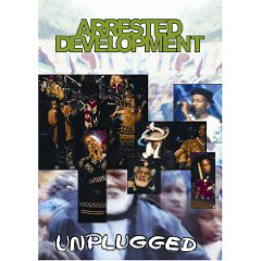 ARRESTED DEVELOPMENT - Unplugged - DVD