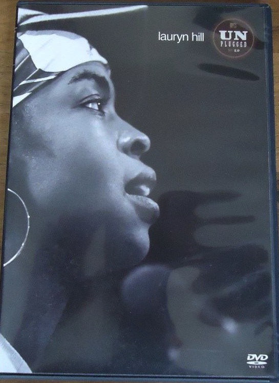 LAURYN HILL - MTV Unplugged No. 2.0 - DVD
