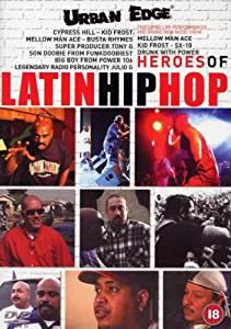 HEROES OF LATIN HIP HOP [DVD] - Heroes Of Latin Hip Hop [DVD] - DVD