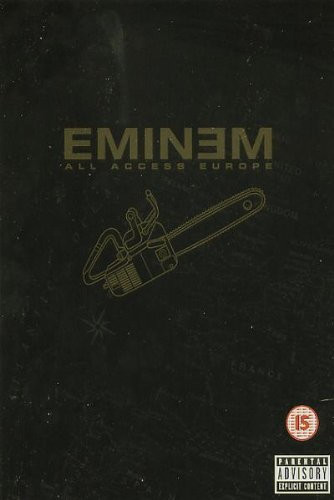 EMINEM - All Access Europe - DVD
