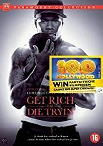 GET RICH OR DIE TRYIN` - get Rich Or Die Tryin` - DVD
