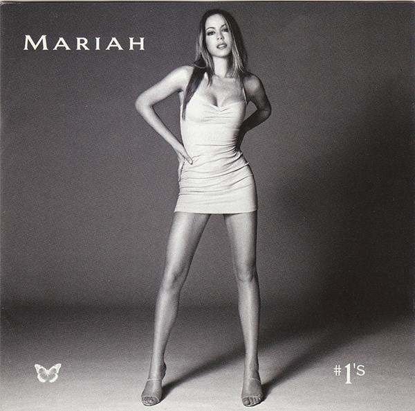 MARIAH - #1`s - CD