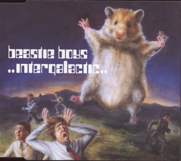 BEASTIE BOYS - Intergalactic - CD single
