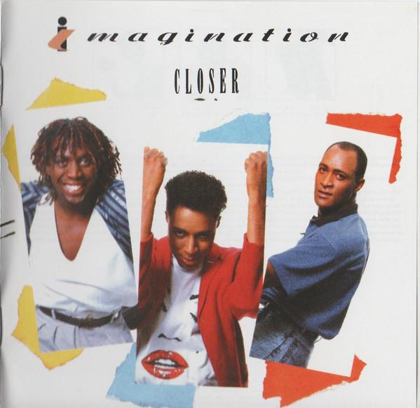 IMAGINATION - Closer - CD