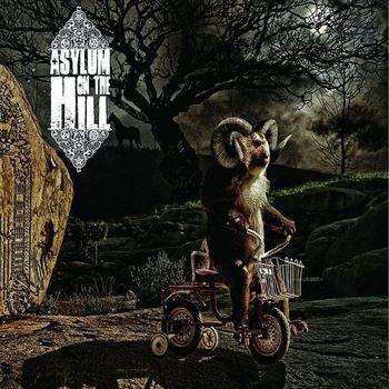 ASYLUM ON THE HILL - Passage To The Puzzle Factory - CD