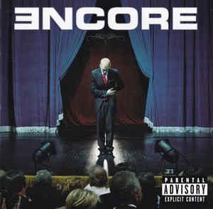 EMINEM - Encore - CD
