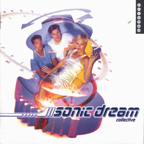SONIC DREAM COLLECTIVE - Gravity - CD