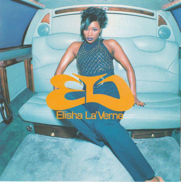 ELISHA LA`VERNE - Elisha La`Verne - CD