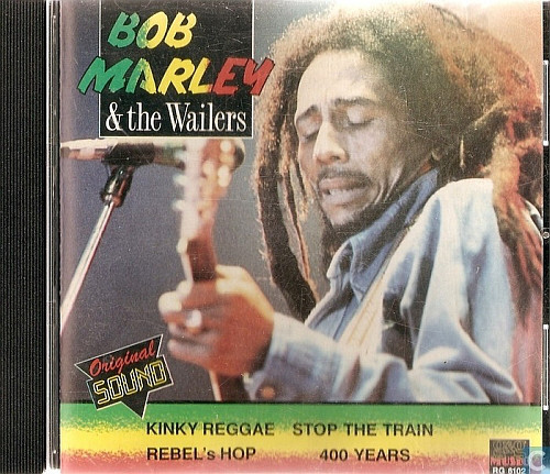 BOB MARLEY &,THE WAILERS - Bob Marley &, The Wailers - CD